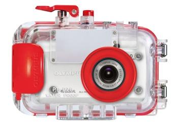 Lost Olympus Underwater Camera