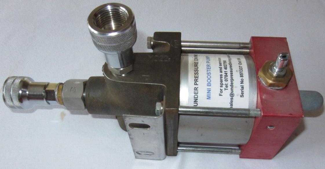 Mini O2 Gas Booster Pump