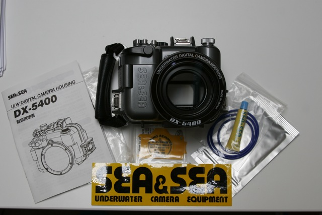 Sea&Sea CAMERA HOUSING FOR NIKON COOLPIX 5400