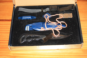 Aquatec T-Rex Diving Knife - Excellent Condition