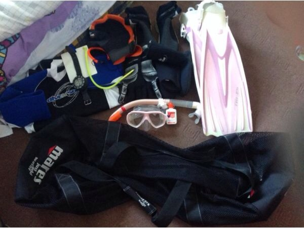 Scuba bundle for sale