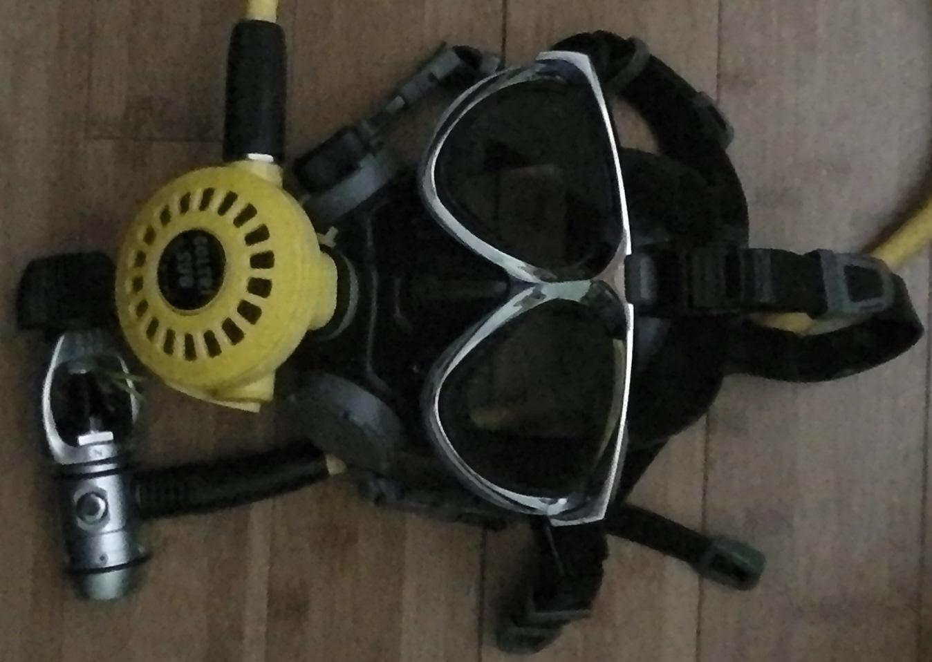 Full Face Mask ND Mantis