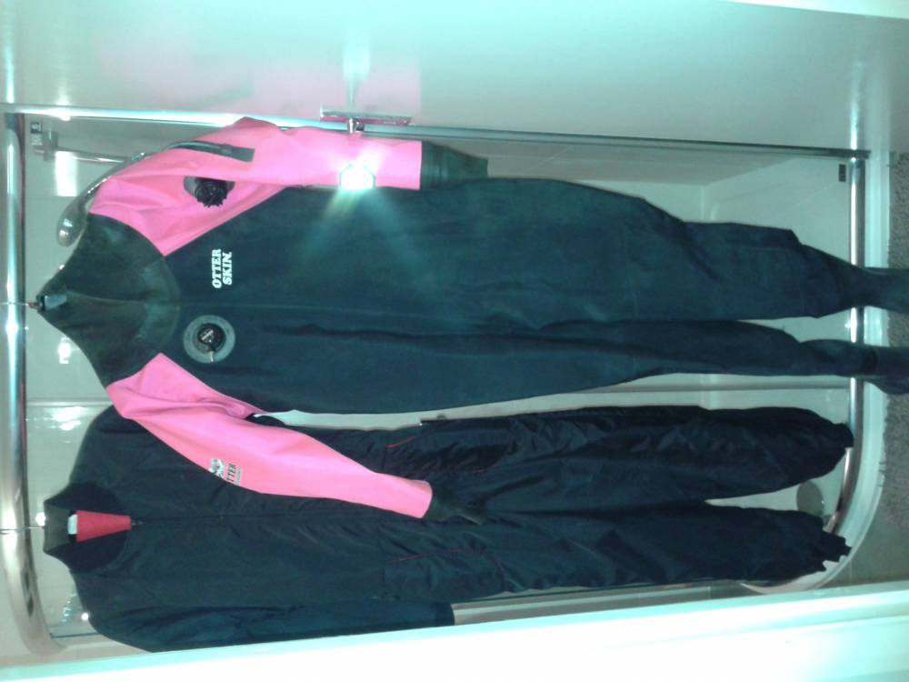 Dry suit Otter size 12 Tall