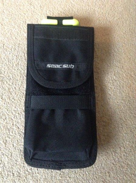 Seac Sub Integrated Weight Belt - NEW AND UNUSED