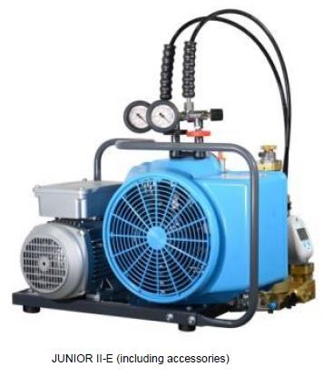 Brand New Bauer Kompressoren Mobile Compressors Available