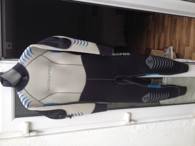 Scubapro Woman Semi dry suit for sale