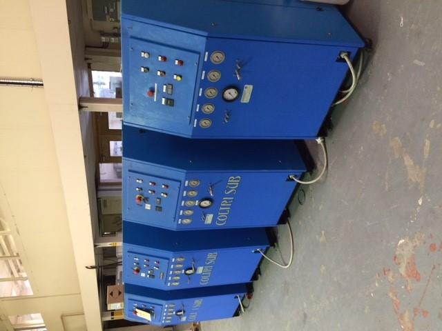 MHC 36/ET Compressors
