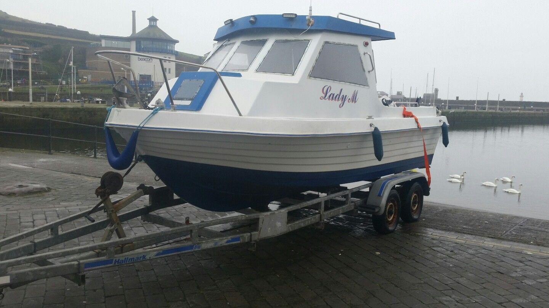 Boat Icelander 18