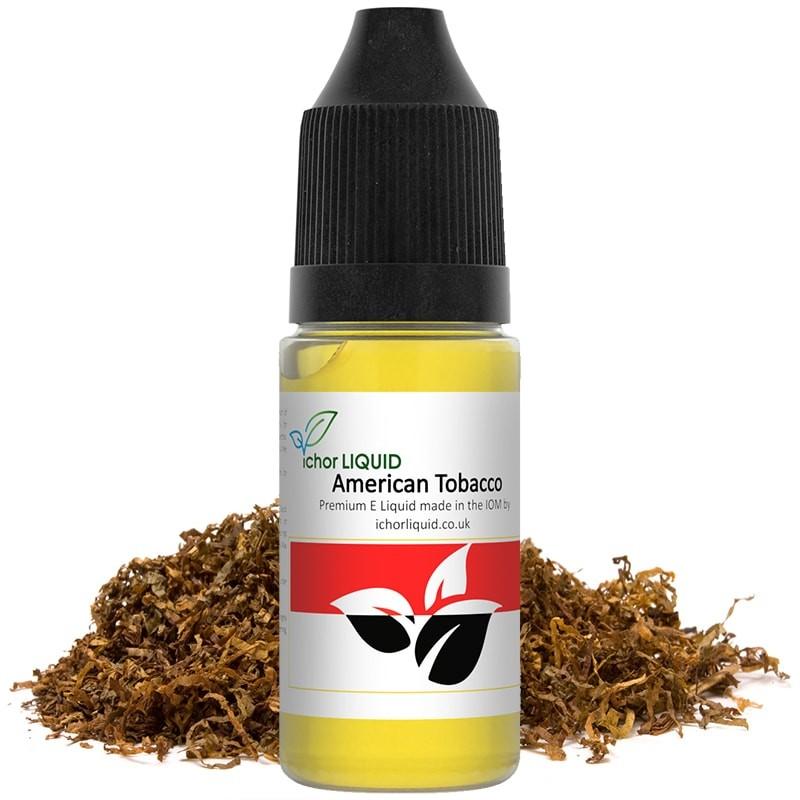 Best American Tobacco E liquid