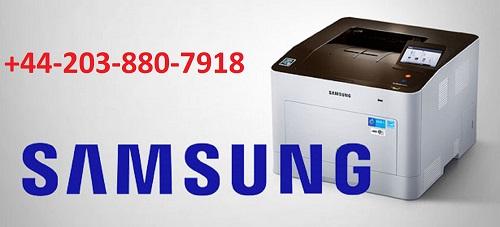 Samsung Printer Support Number   +44 203 880 7918