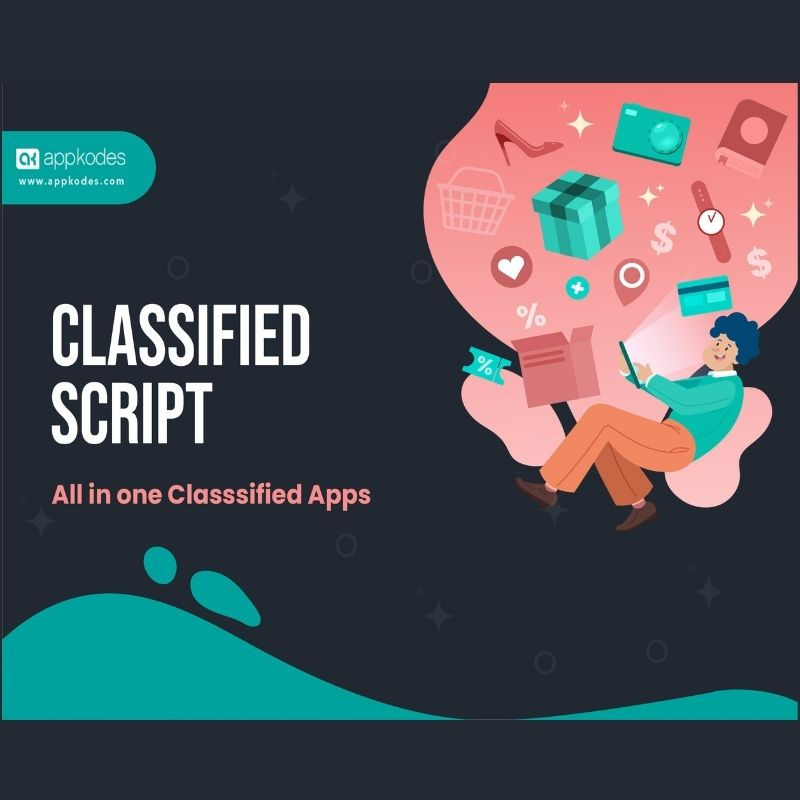 Build an Topnotch classified script with mobile app