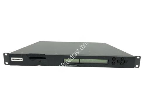 Tandberg RX1290 MPEG2 / MPEG4 SD & HD 4:2:0 DVB-S2 8PSK