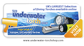 Underwater Torch Shop : specialising in quality underwater torches for divers